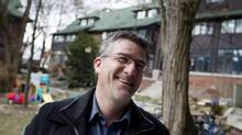 The NDP's Craig Scott, seen here campaigning last spring in Toronto, is spearheading a private member's bill aimed at replacing the Clarity Act. (Peter Power/The Globe and Mail)