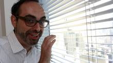 American satirist Gary Shteyngart is one of the jurists for the 2012 Scotiabank Giller Prize. (Reuters)