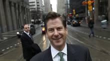 Tom Eisenhauer, president of Bonnefield Financial Inc. (Deborah Baic/The Globe and Mail)