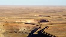 The Tasiast gold mine in Mauritania. (Kinross)