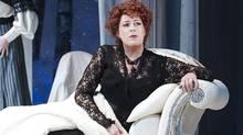 """A scene from """"Vanessa"""" (Pacific Opera Theatre)"""