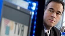 Quebecor CEO Pierre Dion (CHRISTINNE MUSCHI/REUTERS)