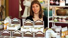Anointment Natural Skin Care's April MacKinnon (Jeff MacKinnon)