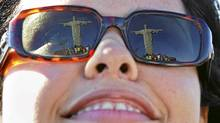 It's worth remembering that the Christian God is far from dead in the global South (Cris Borges/Reuters)