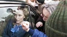 Meryl Streep in The Iron Lady. (Phylida Lloyd)