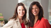 Dr. Angela Peddle and Dr. Vishakha Thakrar, optometrists and co-owners of Vaughn Family Vision Care