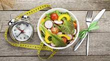 Studies suggest that eating more of your calories earlier in the day and fewer of them at the end of the day is beneficial for weight control.