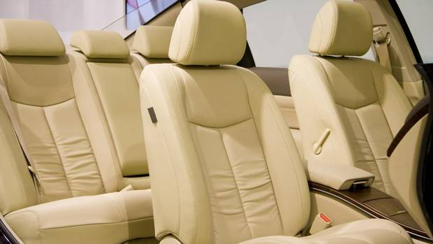 how to care for your car 39 s leather interior the globe and mail. Black Bedroom Furniture Sets. Home Design Ideas