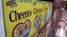 File photo of Cheerios cereal made by General Mills Inc. (PAUL SAKUMA/AP)