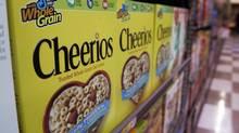 File photo of Cheerios cereal made by General Mills Inc. (PAUL SAKUMA/AP)