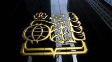 Royal Bank of Canada says allegations against it of wash trading are 'absurd.' (NATHAN DENETTE/The Canadian Press)