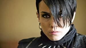 Noomi Rapace plays Lisbeth Salander in the films.