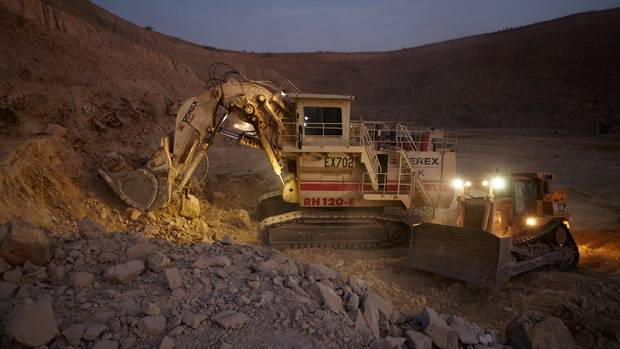Amid threats, security efforts on the rise at African mining sites