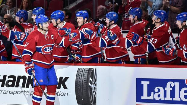 Max Pacioretty Scores Four Goals As Canadiens Rout Avalanche 10-1
