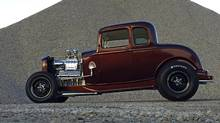 Jeff Norwell's 1932 Ford, which was worked on by Candy's Hot Rod Supply near Kingston, was named Street Rod of the Year. (Jeff Norwell)