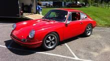 1965 Porsche 911 owned by Bill Shanahan. (Bill Shanahan)
