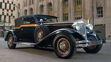 1931 Chrysler CG Imperial Convertible Victoria by Waterhouse (Darin Schnabel/RM Auctions)