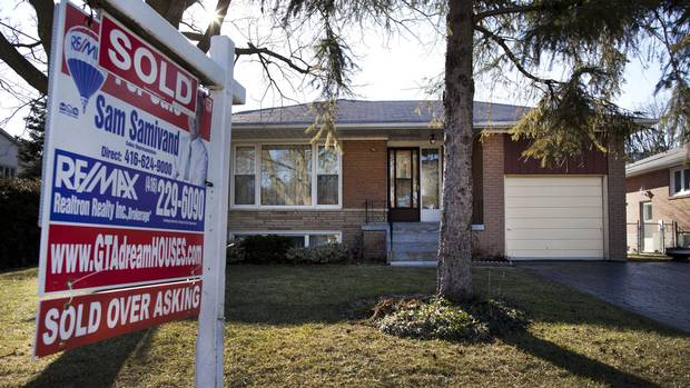 """Willowdale bungalow, Toronto Asking price: $759,000 Selling price: $1,180,800 After Globe Real Estate reported that a run-down north Toronto home sold for a whopping $421,800 - or 56% - over asking, the story was picked up by media outlets across the country and the sale became the poster child for an overreaching market. The buyer, a university student originally from China with family money behind her, outbid 17 rivals. Even agent Michael Adelson was taken aback by the frenzied bidding. """"We thought the market would take it to its logical level,"""" he said, """"and the market took it to its illogical level."""" (Moe Doiron/Moe Doiron/The Globe and Mail)"""