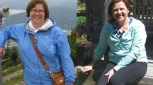 With help from Weight Watchers Mirella Lucchetta from Toronto lost 50 pounds.