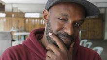 Canadian rapper Shad photographed in Toronto, Oct. 16, 2013. (Fernando Morales/The Globe and Mail)
