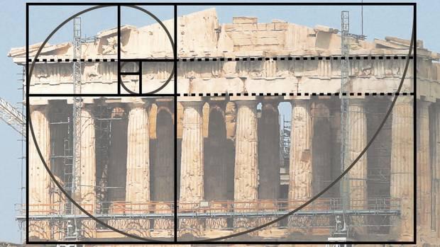 Golden Rectangle In Architecture golden ratio – zemni book design