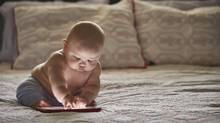 The Canadian Paediatric Society's new position on toddlers and tech is that children under the age of two should not have screen time of any kind. (Terry Vine/Getty Images/Blend Images)