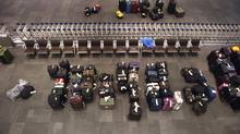 A good traveller does not just expect the worst, she anticipates it and makes sure to pack essentials in her carry-on. (Fred Lum/The Globe and Mail)