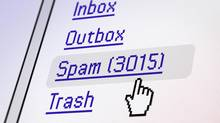 Tired of wasting time, sacrificing productivity, and putting up with inane subject lines because of email clutter? Here are five simple ways to declutter your inbox. (iStockphoto)