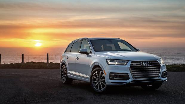 Audi S On A Roll Seeing Larger Gains Than Bmw Or Mercedes