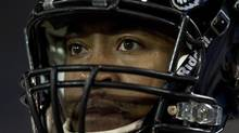 Hamilton Tiger-Cats quarterback Henry Burris (Frank Gunn/THE CANADIAN PRESS)
