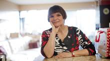 Carolyn Thomas recently had a heart attack that was misdiagnosed. (Geoff Howe for The Globe and Mail/Geoff Howe for The Globe and Mail)