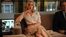 Amber Heard in Syrup. (Sarah Shatz)