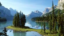 CPAWS is asking the government to cancel the development of a resort on Maligne Lake in Jasper. (Hugh Lecky)