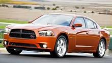The 2011 Dodge Charger is more than a Hot Wheel for adults, it's also a solid family sedan. (Chrysler)