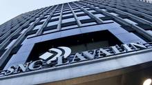 SNC-Lavalin's stock is up by about 12 per over the past year. (Mario Beauregard/The Canadian Press Images)