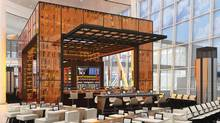 Located in both Terminals 1 and 3 is wine bar Vinifera (lamia)