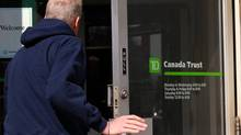 A TD Canada Trust location in Toronto. (Deborah Baic/The Globe and Mail)