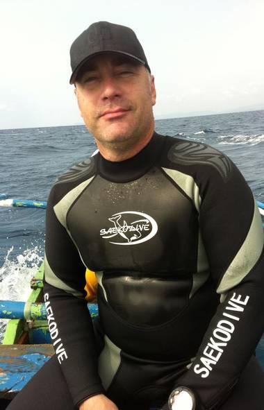 Paul Kroeker, 46: 'Cool.'