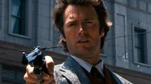 Clint Eastwood as Dirty Harry. (Handout)
