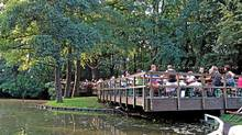 First time in Berlin? Try a beer-garden lunch at Cafe am Neuensee and a row around the lake.