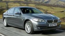 2011 BMW 5-Series (BMW)