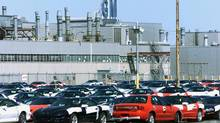 GM's disregard for Boisbriand's models, while the car maker continued to invest elsewhere, left a very bitter aftertaste in Quebec after 1,400 workers lost their jobs. (RYAN REMIORZ/The Canadian Press)
