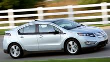 2012 Chevrolet Volt (GM/General Motors)