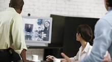 Video conferences and online meetings are increasing but many people don't know how to make the most of them (Thinkstock)
