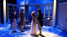 Arcadia is the sweet zone for a company of actors trained in the works of Bernard Shaw. (David Cooper)