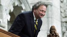 Ottawa Senators owner Eugene Melnyk raised eyebrows when he made a public appeal for a liver tissue transplant. He founded the Organ Project, to end the organ transplant waiting list. (FRED CHARTRAND/The Canadian Press)