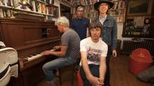 Sloan's 11th album includes a side for each of its singer-songwriters