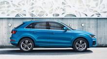 2017 Audi Q3 (Volkswagen)
