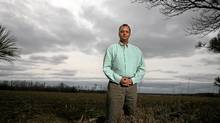 Raju Agarwal is the founder of OneProsper. (Dave Chan for The Globe and Mail)