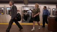 Independent councillors, who hold the balance in the tight vote on transit expansion, say they are still waiting for a financing plan for the mayor's subway option. (Darryl James/The Globe and Mail/Darryl James/The Globe and Mail)